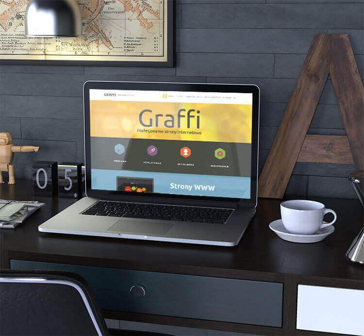 graffi strony internetowe