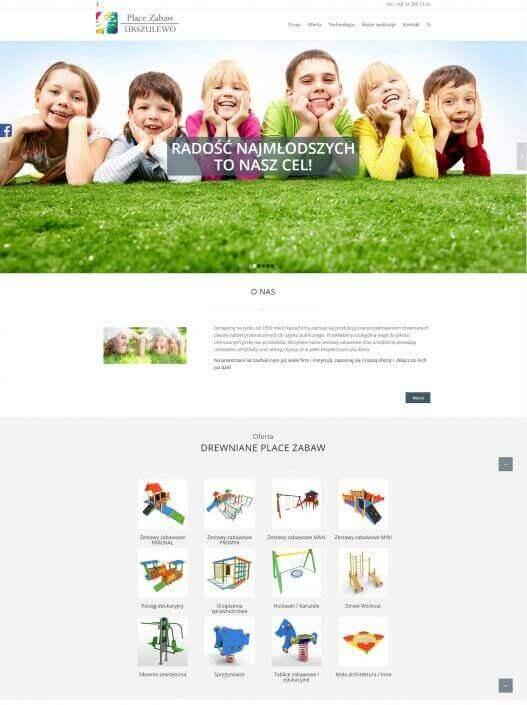 place zabaw strona internetowa