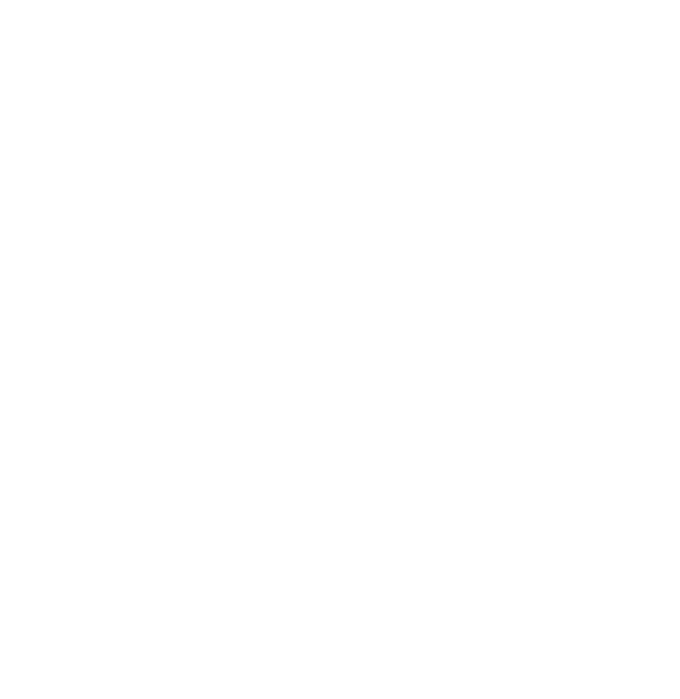 biały trójkąt