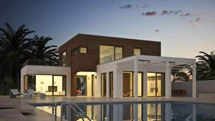 wizualizcja domu
